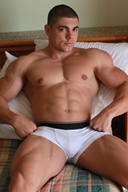 Muscle Hunk Conor McNulty - Youthful Perfection