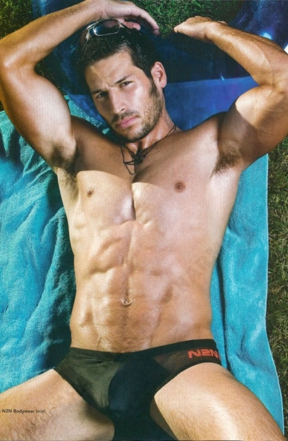 Hot Muscle Men with Sexy Armpits - Gallery 6