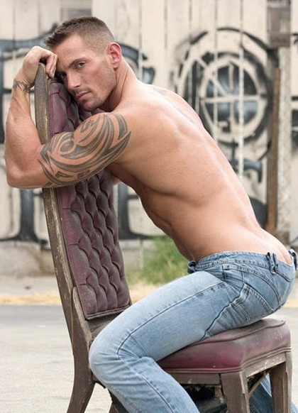 Sexy Muscle Men - Tattooed Guys Pictures Gallery 4