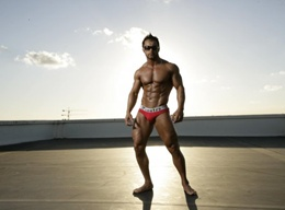 Khalid Khalil - Muscle Male Model