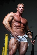 Troy Steel - Hot Male Bodybuilder, LiveMuscleShow Performer