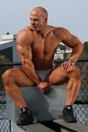 Kyle Stevens - Manifestmen Male Bodybuilder