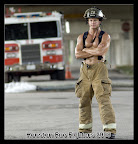 The Houston Fire Fighter Calendar Guys