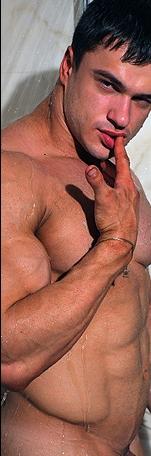 European men eastern muscle