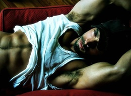 Hot Muscle Men with Sexy Armpits - Pictures Gallery 7