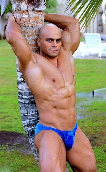 Lukas Osladil - IFBB European Champion Male Bodybuilder