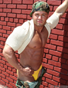 Muscle Hunk - Adam Reich aka Abomb aka Adam Bomb