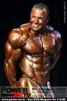 Ronny Rockel IFBB professional bodybuilder from Germany