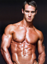 Sexy Muscle Men - Bodybuilders and Fitness Male Models