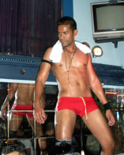 Male Stripper Party