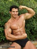 Sexy Male Bodybuilder - Tony Da Vinci (aka Tony Giles)