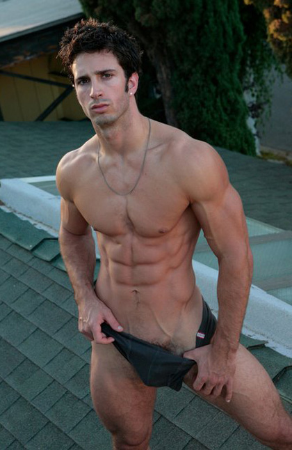 Sexy Muscle Men in Underwears