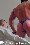 MuscleHunks HD Arkady and Melvin - Body Worship