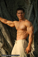 Sexy Handsome Male Bodybuilder - Jason Powell