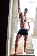Hot Male Fitness Model - Jarryd Smith