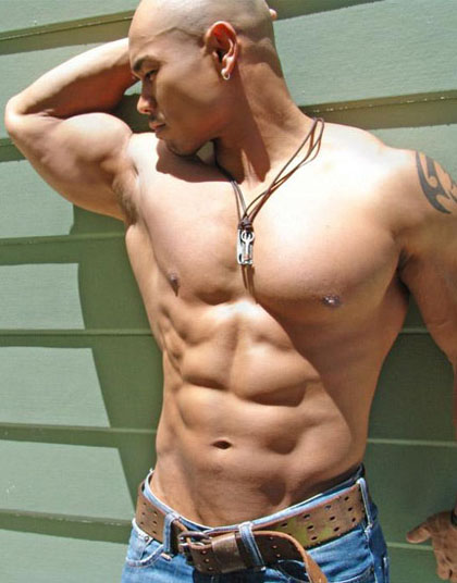 Japanese Muscle Hunks and Male Bodybuilders - 3