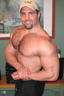 Muscle Daddy and Hairy Muscular Men - Gallery 2