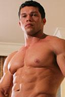 Angel Cordoba - Hot Muscle Hunk from MuscleHunks HD