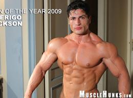 Amerigo Jackson - MuscleHunks.Com 2009 Man of the Year
