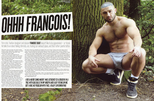 Francois Sagat Muscle Hunk Gay Porn Star 4 001 The Eclipse (Blu ray)   Movie Reviews   Movie News | Movie Vault.com ...