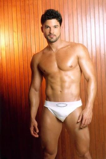 Sexy Muscle Men in White Underwear 7 017 ... Victoria Paris, Biff Malibu, Julian St. Jox, Sean Michaels, Steve Drake