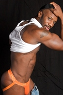 Hot Black Muscle Men - Sexy Ebony Studs Gallery 2