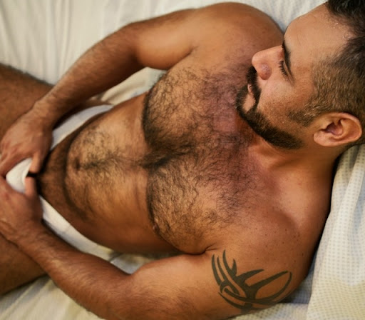 Muscle Daddy and Hairy Muscular Men 5 016 Young guys and old ladies. mature woman and young boys