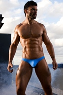 Tristan Hamilton - Hot Muscle Male Model