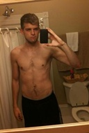 Narcissism Part 3 - Hot Guys with iPhone and Mirror