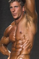 Male Bodybuilder Posing On Stage Part 8 - Hard as Rock n Hot as Hell