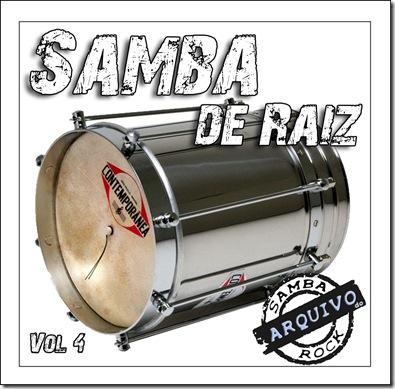 Samba de Raiz 4