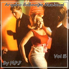 ARQUIVO DO BOOGIE NACIONAL by M.P.F. VOL. 15