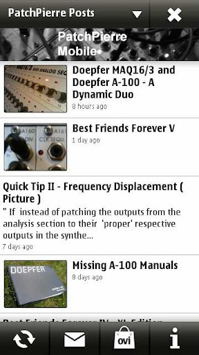 PatchPierre Mobile V3 for Symbian