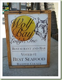 Wolf Bay Lodge