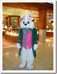 Easter Bunny in Sioux Falls