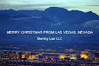 Merry Christmas from Las Vegas, Nevada