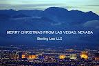 Merry Christmas from Las Vegas, Nevada