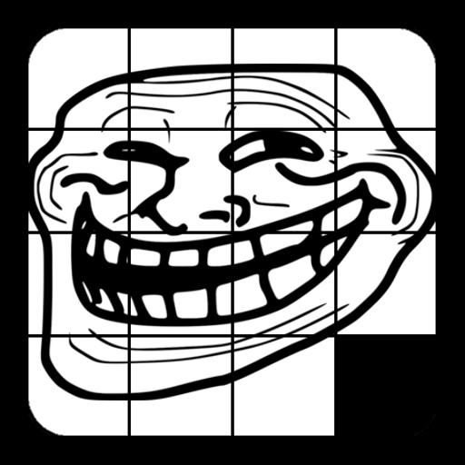 Meme Sliding Puzzle LOGO-APP點子