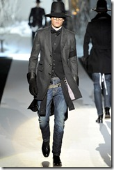 Dsquared Fall Winter 2011 Man Collection 17