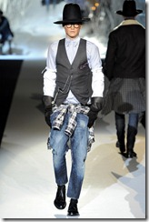 Dsquared Fall Winter 2011 Man Collection 11