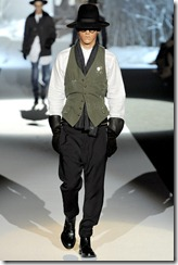 Dsquared Fall Winter 2011 Man Collection 13