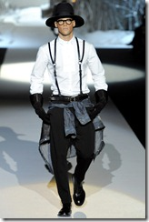 Dsquared Fall Winter 2011 Man Collection 14