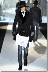 Dsquared Fall Winter 2011 Man Collection 16