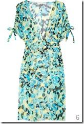 Diane von Furstenberg Melli leopard-print silk kaftan
