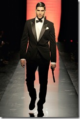 Jean Paul Gaultier Fall 2011 Menswear 1