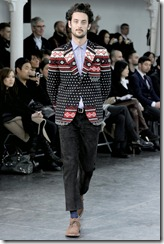 JJunya Watanabe Fall 2011 Menswear Collection