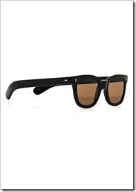 Cutler and Gross D-frame acetate sunglasses II