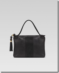 Gucci Handmade Medium Shoulder Bag Black