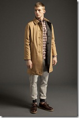 Woolrich Woolen Mills Fall 2011 Menswear Collection