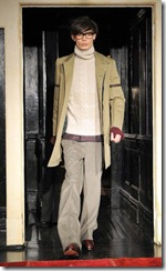 Tommy Hilfiger Men's Runway Photos Fall 2011 10